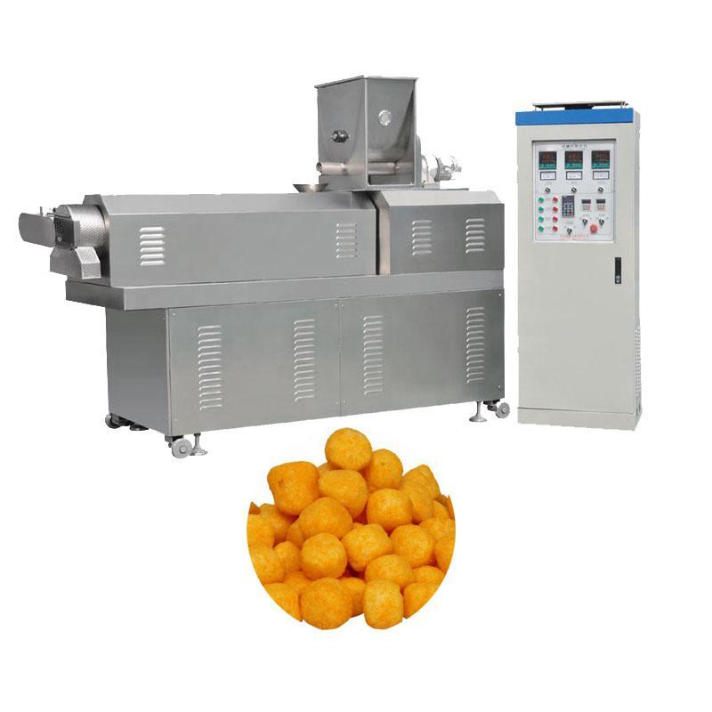 膨化食品加工機械 1