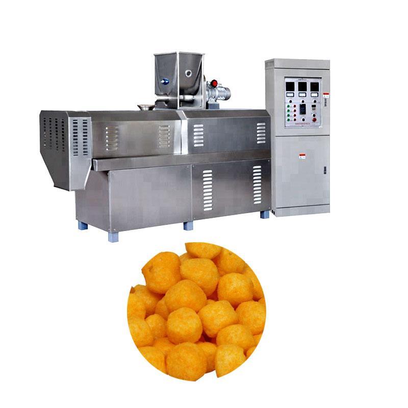 夹心米果、休闲食品加工设备 6