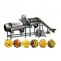 Puffed snack machine snacks food machinery extruder machine