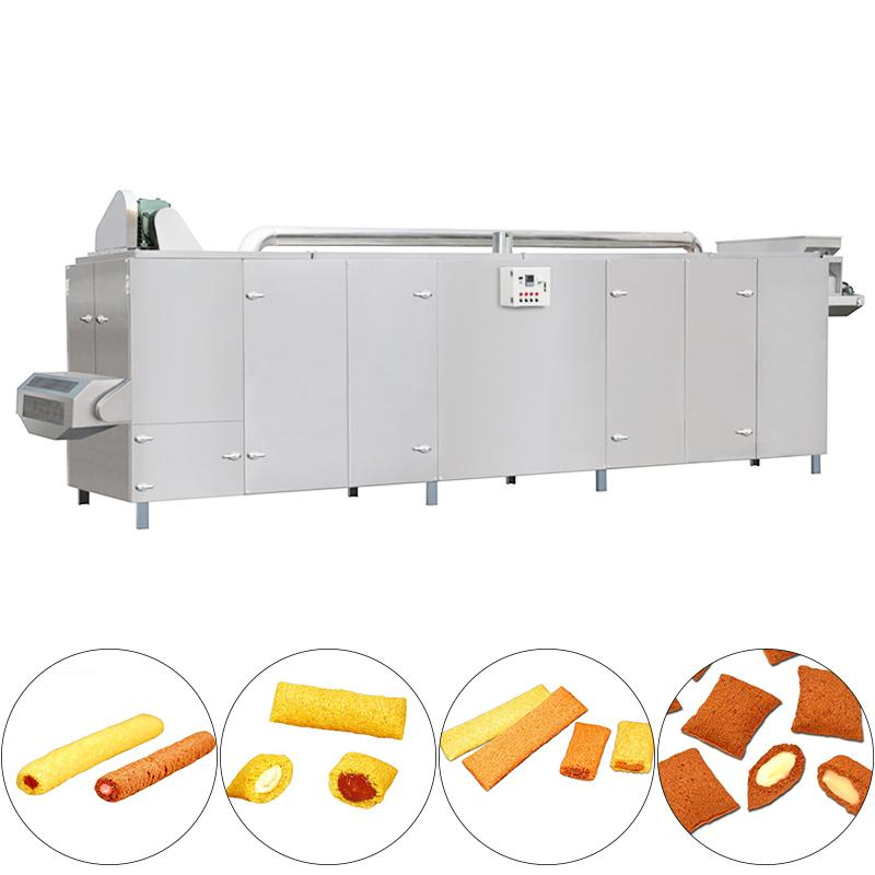 膨化能量棒、糙米卷食品加工設備 5
