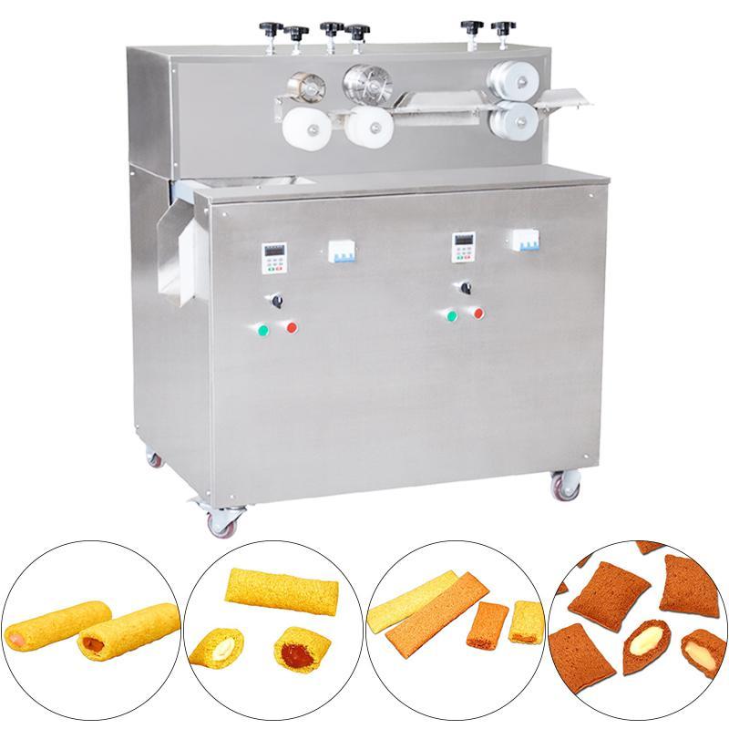 膨化能量棒、糙米卷食品加工設備 6