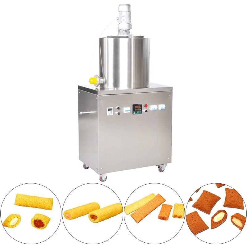 膨化能量棒、糙米卷食品加工設備 8