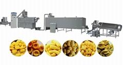 小型食品膨化机、多功能食品膨化机