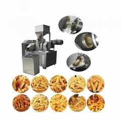 Fully Automatic Baked Kurkure Cheetos Making Machine Cheetos Extruder Machinery