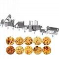 Fully Automatic Baked Kurkure Cheetos Making Machine Cheetos Extruder Machinery  2