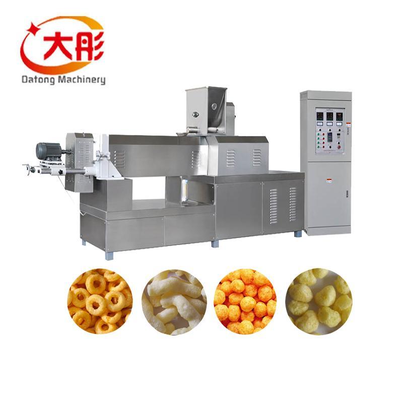 休闲玉米食品生产设备 1