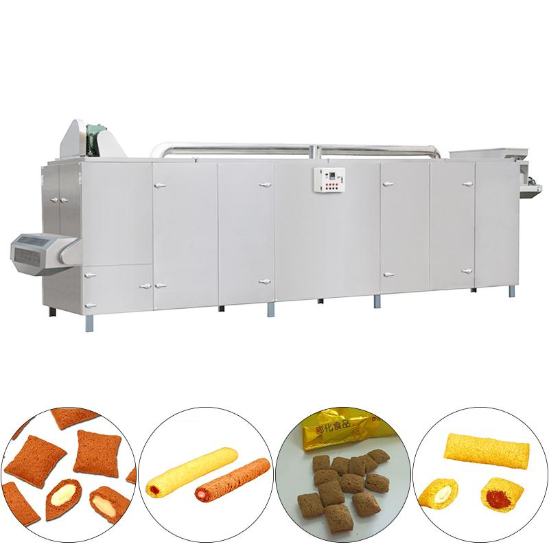 米果、夹心食品生产线夹心糖果生产线   8