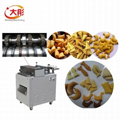 Bugles food processing machine /Frying Bugles food snacks machine