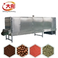 Hot sale small floating fish food extruder tilapia floating fish feed machine