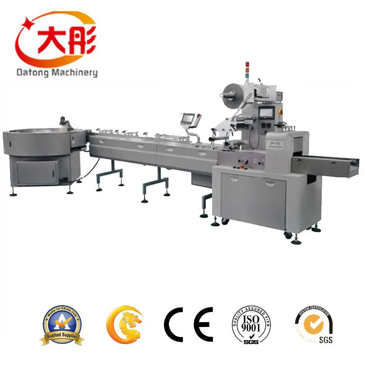 Core Filling Snack Food extruder Machine equipment 10