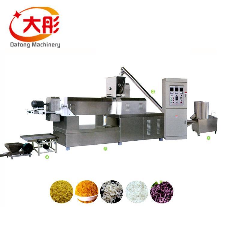 营养大米加工设备制造商 1