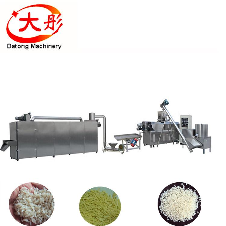 紫薯米、葛根米、营养大米、速食米生产线 3