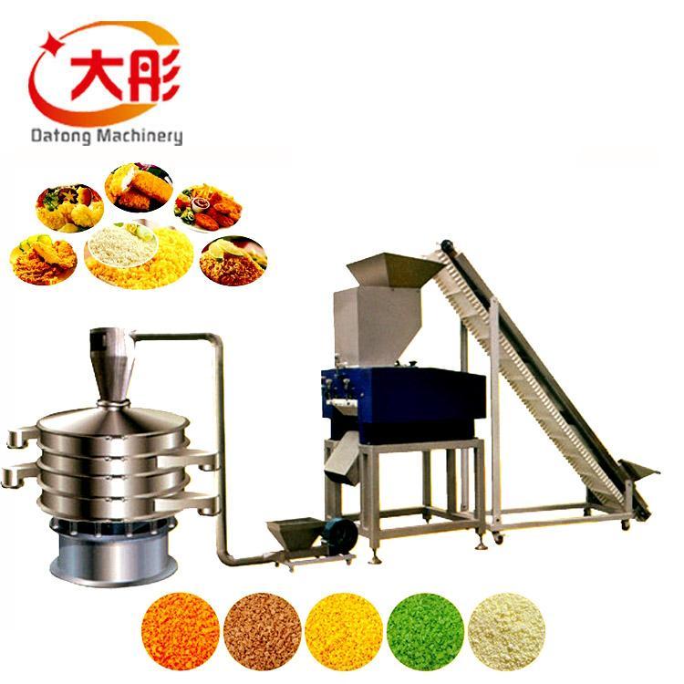 膨化面包片生产线 5