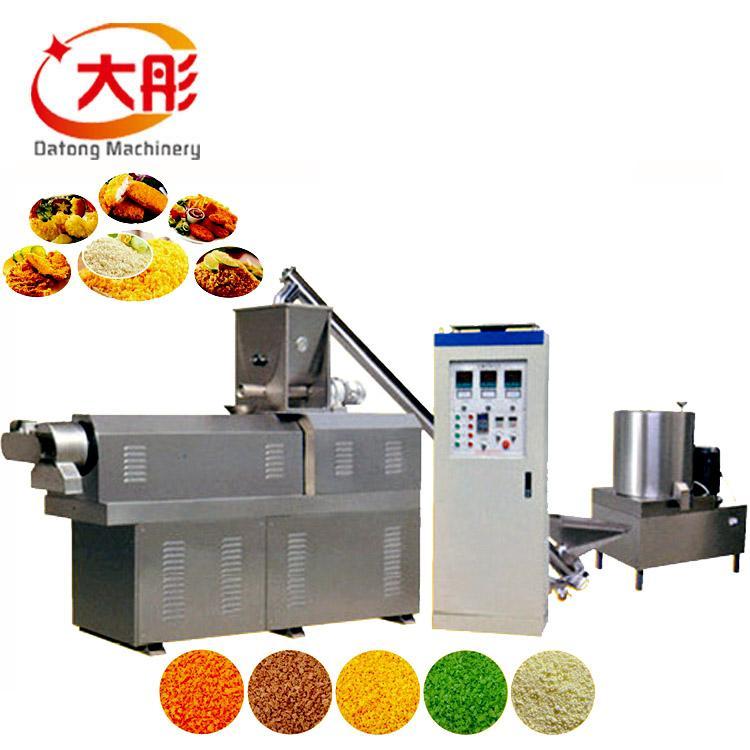 膨化面包片生产线 1