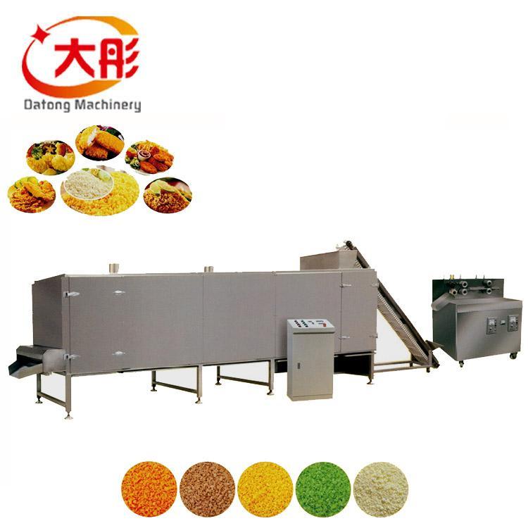 膨化面包片生产线 6