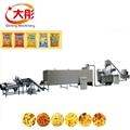 Niknaks/cheese curls food machinery