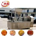 Niknaks/cheese curls food machinery/Crunchy niknaks/cheetos making machine 7
