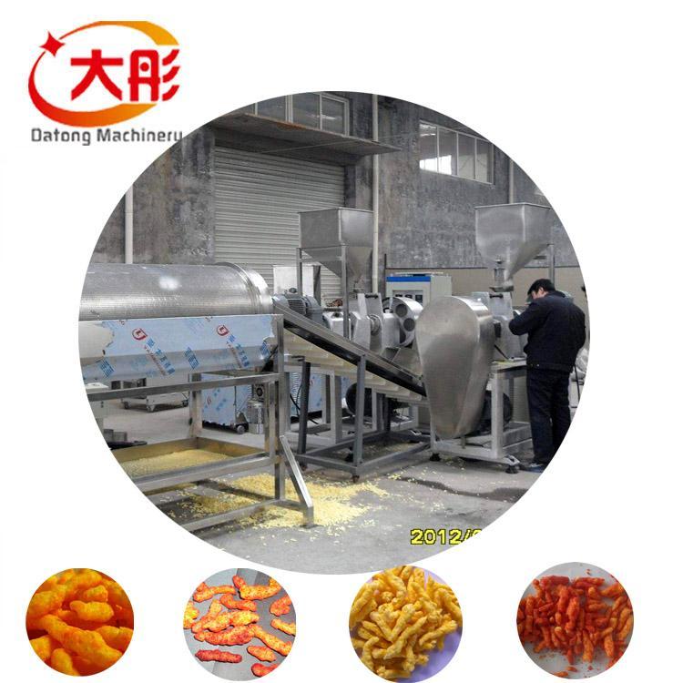 玉米卷食品生產線 8