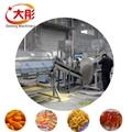 Niknaks/cheese curls food machinery/Crunchy niknaks/cheetos making machine 8