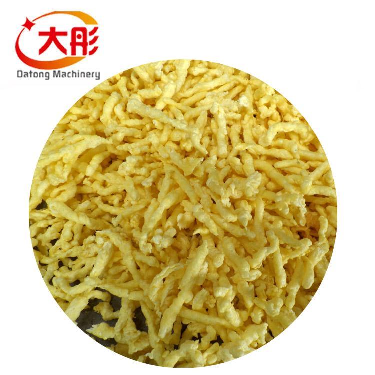 Niknaks/cheese curls food machinery/Crunchy niknaks/cheetos making machine 9