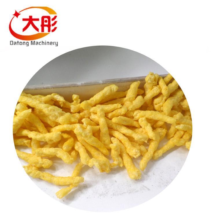 Niknaks/cheese curls food machinery/Crunchy niknaks/cheetos making machine 10