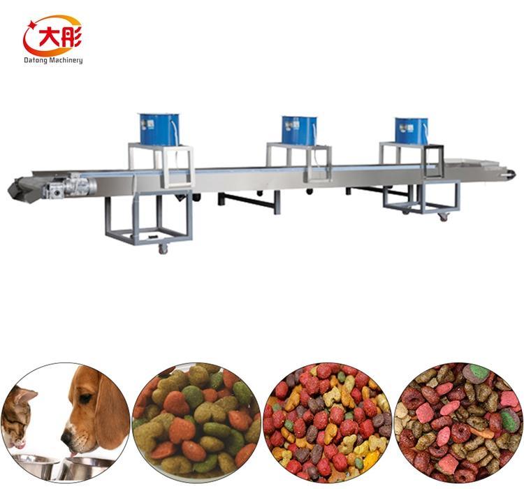Dog food extruder machine 10
