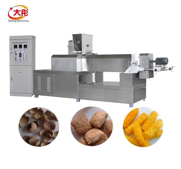 膨化面包片生产设备 1