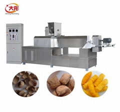 膨化麵包片生產設備