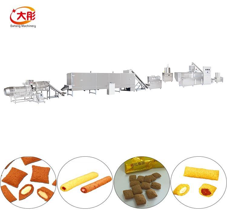 糙米卷、米果卷生產設備 8