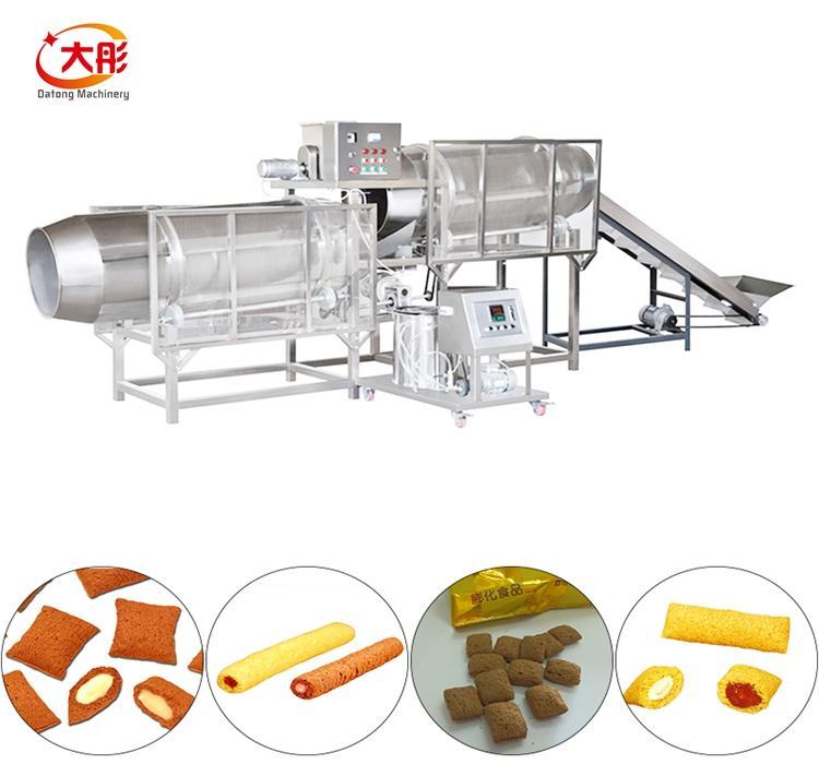 糙米卷、米果卷生產設備 2