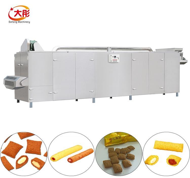 糙米卷、米果卷生产设备 9