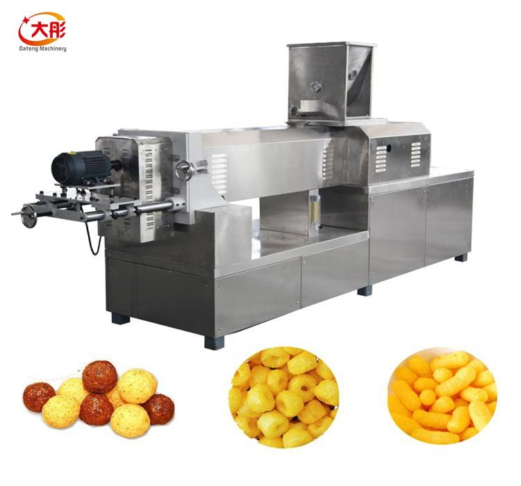 膨化玉米棒设备/膨化食品机械 1
