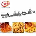 Kurkure extruder / snacks food machine