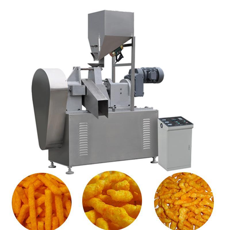 膨化食品加工设备 1
