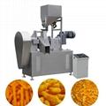 Corn snacks food machine