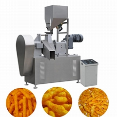 Corn snacks food machine