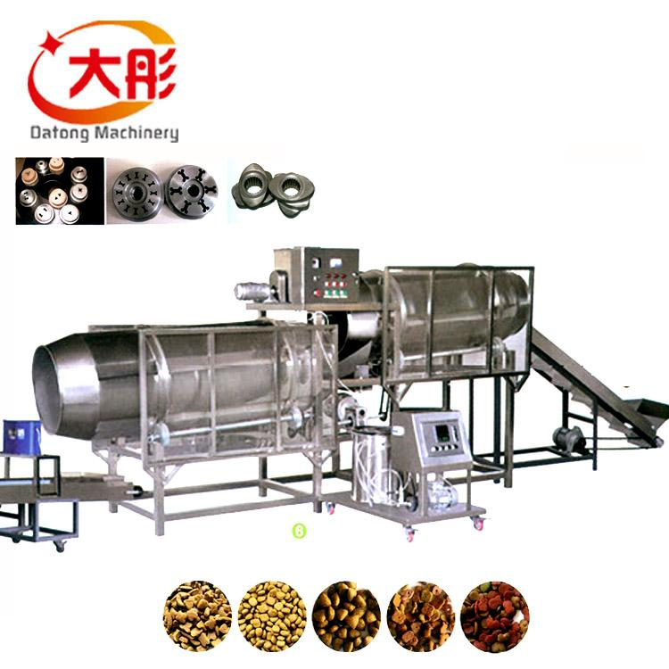 膨化猴粮加工设备 5