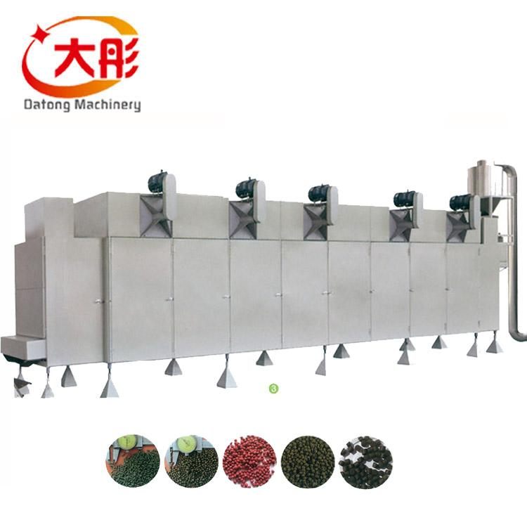 1000kg/h 鯰魚飼料加工設備 6