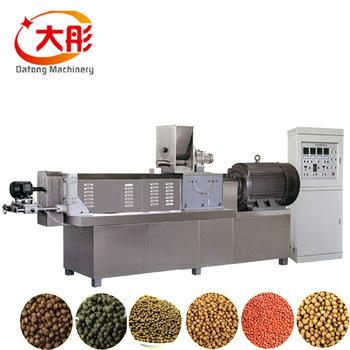 Fish food processing line 1