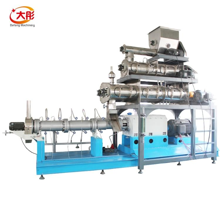 Fish feed making line/fish food processing line 6