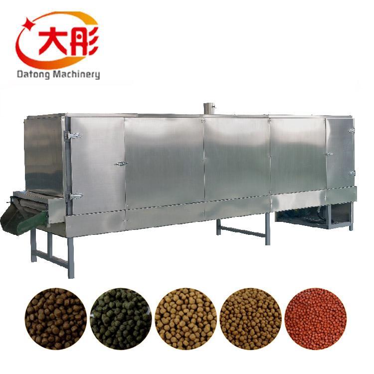 浮水魚飼料顆粒加工機械 6