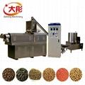 浮水魚飼料顆粒加工機械 8