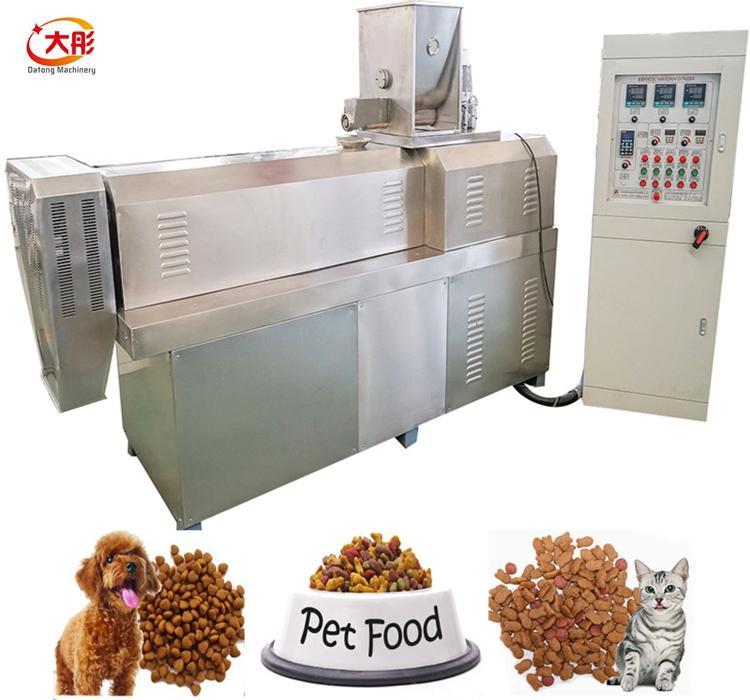 寵物食品生產設備 4