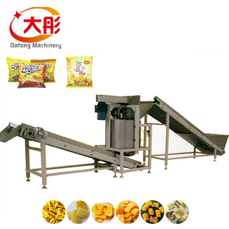 江米条、油京果、酥京果膨化成型机 4