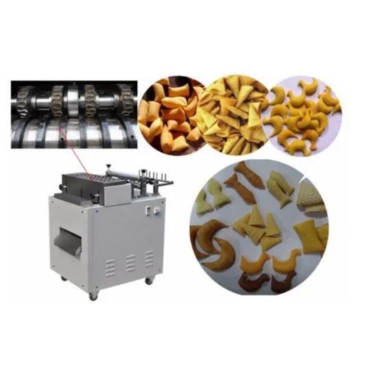 江米條、油京果、酥京果膨化成型機 6