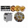 江米条、油京果、酥京果膨化成型机 6