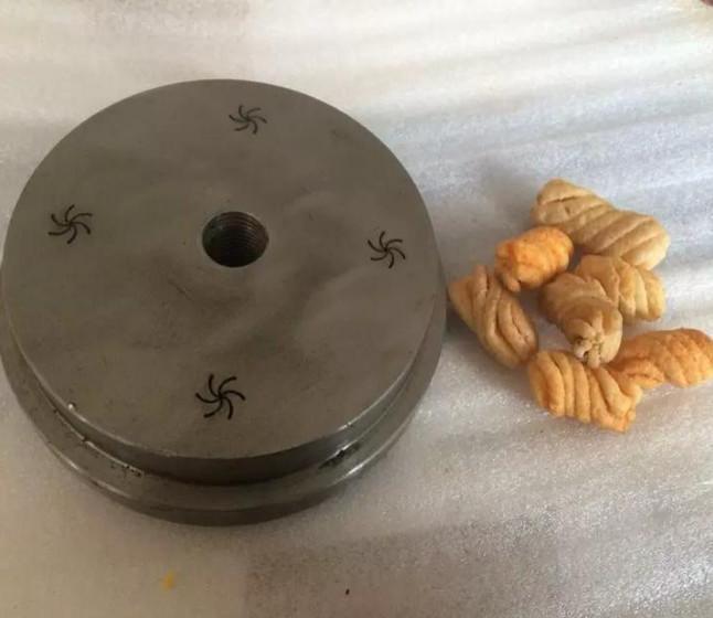 江米条、油京果、酥京果膨化成型机 7