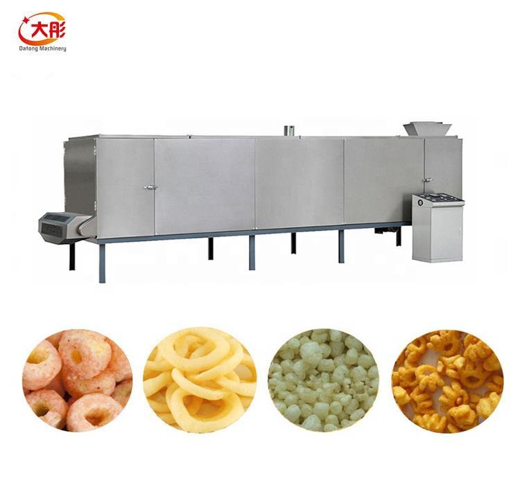 膨化玉米食品加工機械 4