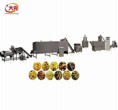 麦烧食品生产线