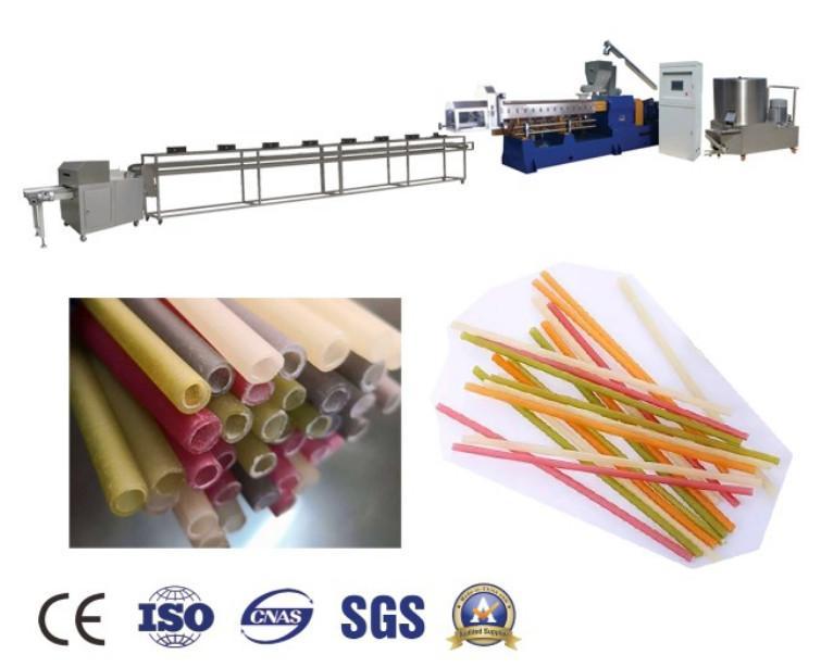 大米吸管食品生產設備 4